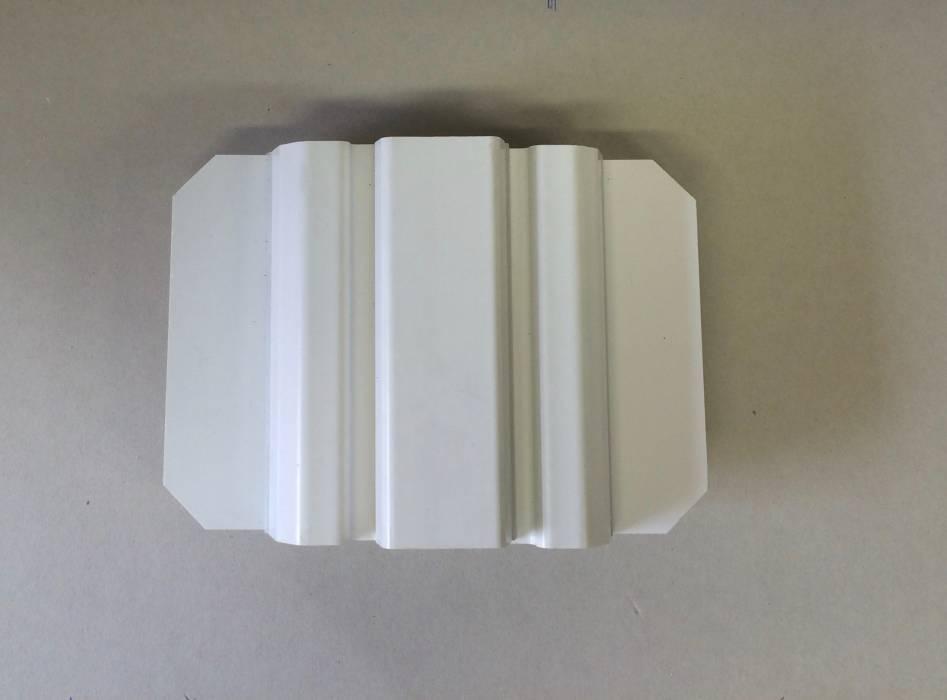 échantillon de profil PVC