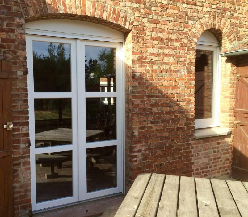 porte fenêtre PVC