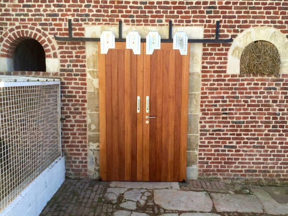 portes d'écurie